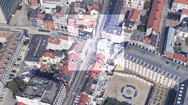 Bagarre mortelle entre deux hommes lundi matin à Bruxelles: le suspect en cavale