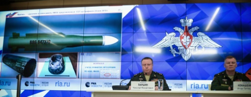 MH17: l'armée russe accuse encore Kiev et dénonce des vidéo