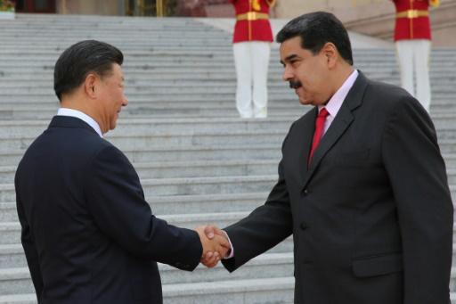 Les agapes de Maduro dans un restaurant huppé scandalisent les Vénézuéliens