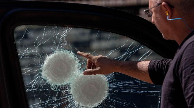 La peur des attaques à main armée a fait naître une tendance au Brésil: les voitures blindées d'occasion s'arrachent