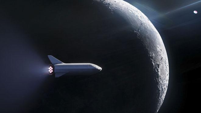 Qui SpaceX enverra-t-elle sur la Lune? L'identité des premiers touristes dévoilée