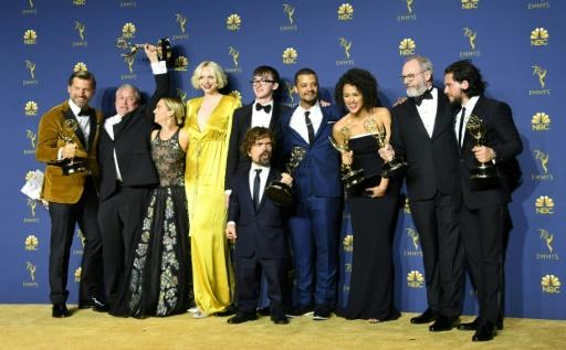 Les principaux vainqueurs des 70e Emmy Awards