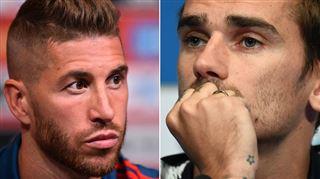 Sergio Ramos INCENDIE Antoine Griezmann qui rêve du Ballon d'Or- Les ignorants, ça ose tout 2
