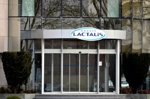 Crise de la salmonelle: le lait infantile Lactalis de nouveau dans les rayons
