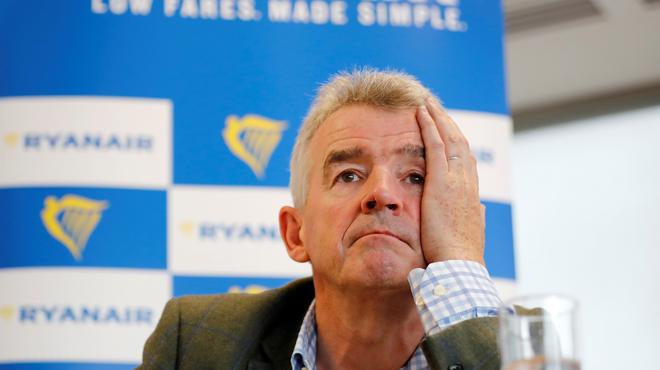 La compagnie Ryanair prête à la reconnaissance d'un syndicat: sa proposition est