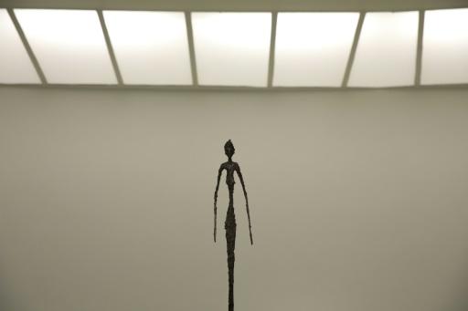 Giacometti sculpteur au Musée Maillol: un parcours du visage... au visage