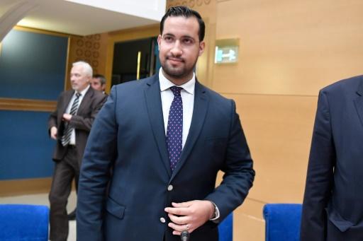 Sénat: début de l'audition très attendue d'Alexandre Benalla