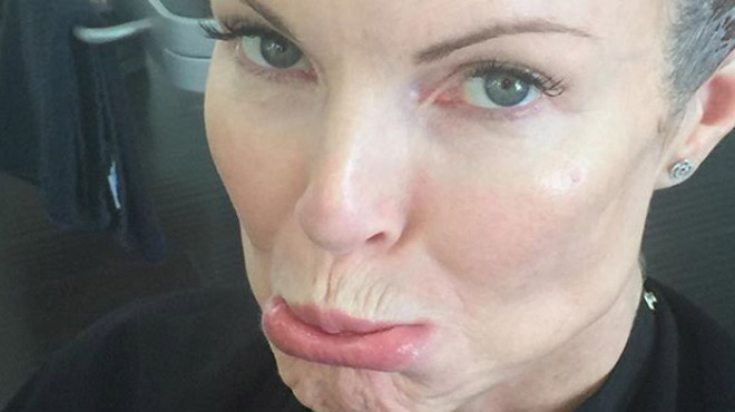 Une Desperate Housewives, gravement malade: Marcia Cross met les choses au point