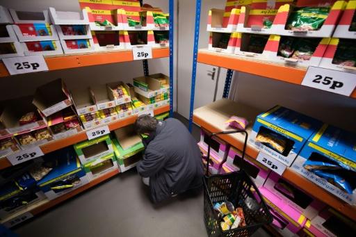 Grange Bretagne: l'inflation accélère et menace à nouveau le pouvoir d'achat
