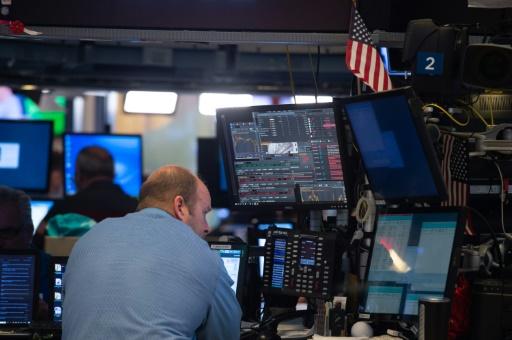 Wall Street termine en ordre dispersé, les banques se distinguent
