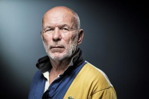 Jean-Marc Rouillan, ancien d'Action Directe,