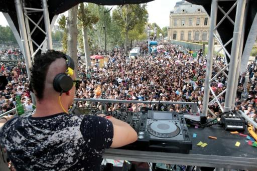 Toujours revendicative, la Techno Parade monte le son pour ses 20 ans