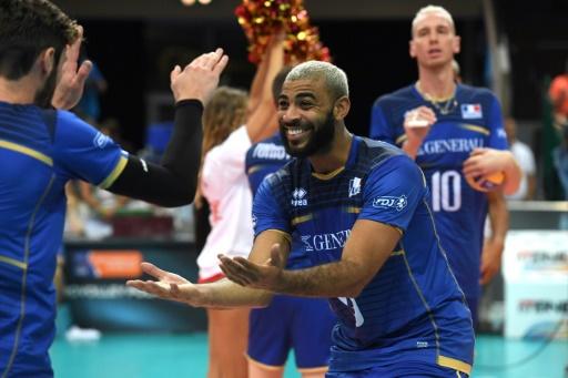 Mondial de volley: Ngapeth veut que les Bleus