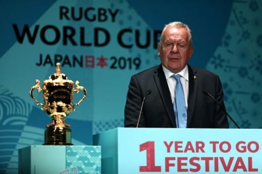 Rugby: après l'Asie, le Mondial dans