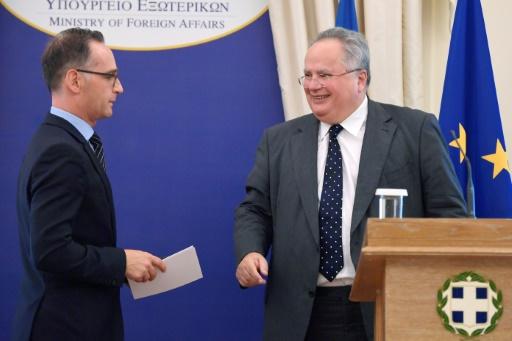 Berlin juge insatisfaisante la gestion migratoire en Grèce