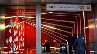 Chute de tension, nausée, mal au dos- plusieurs personnes intoxiquées dans le métro bruxellois au même moment… 3