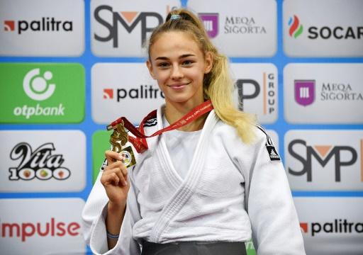 Judo - Mondiaux-2018 - Bilodid reine la plus précoce