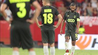 Le FC Séville CORRIGE le Standard, qui prend cinq buts pour son retour en Europa League 2