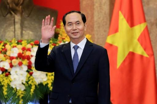 Mort du président vietnamien Tran Dai Quang