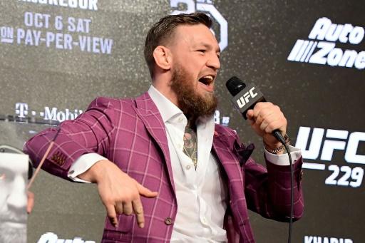 MMA: McGregor de retour contre Nurmagomedov pour