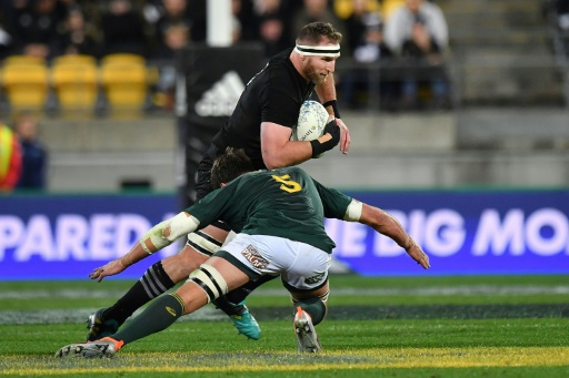 Rugby Championship: les All Blacks sans leur capitaine Read en Argentine