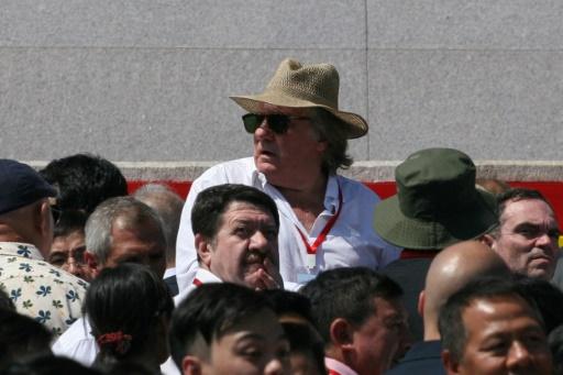 Depardieu en Corée du Nord: deux