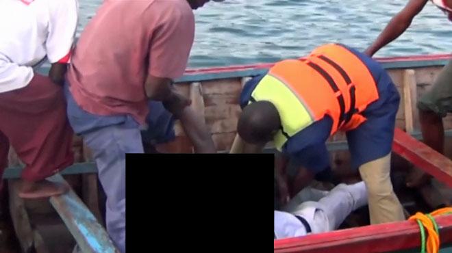 Plus de 100 morts dans le naufrage d'un ferry sur le lac Victoria: