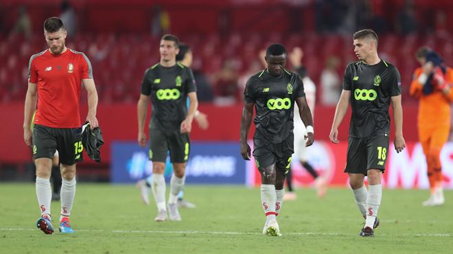 Un journaliste flamand DEMONTE les joueurs du Standard après la défaite face à Séville: