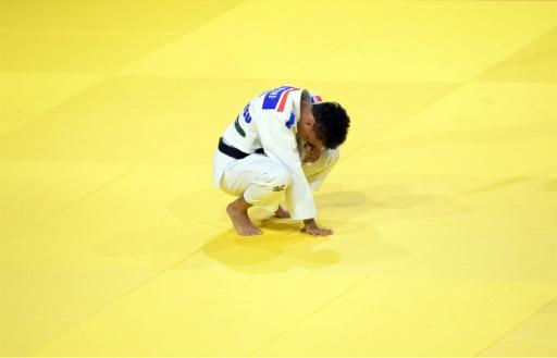 Mondiaux de judo: Buchard, battue en 26 sec, combattra pour du bronze