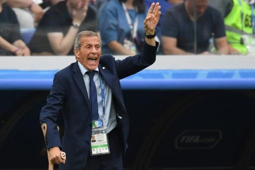 Uruguay: Oscar Tabarez à la tête de la sélection pour 4 ans de plus