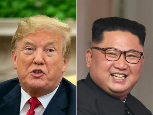 Corée du Nord: Trump s'accroche à son
