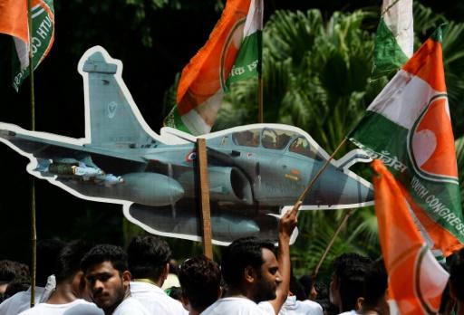 L'ex-président Hollande relance la polémique sur les Rafale en Inde