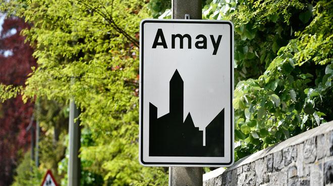 Un grave accident s'est produit sur l'autoroute à hauteur d'Amay