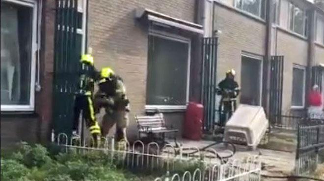 4 personnes dont 2 enfants perdent la vie dans un incendie aux Pays-Bas