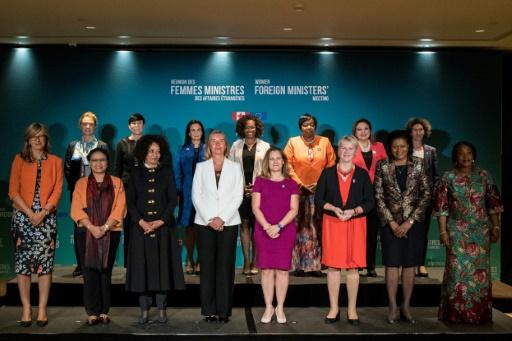 Canada: 15 femmes MAE promettent de se revoir après un sommet