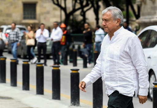 Mexique: le président élu ne veut pas