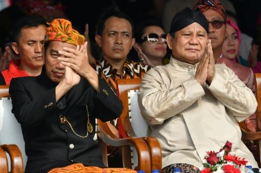 Indonésie : début de la campagne pour la présidentielle que les candidats veulent