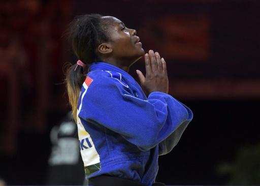 Mondiaux de judo: Agbegnenou (-63 kg) va défendre son titre
