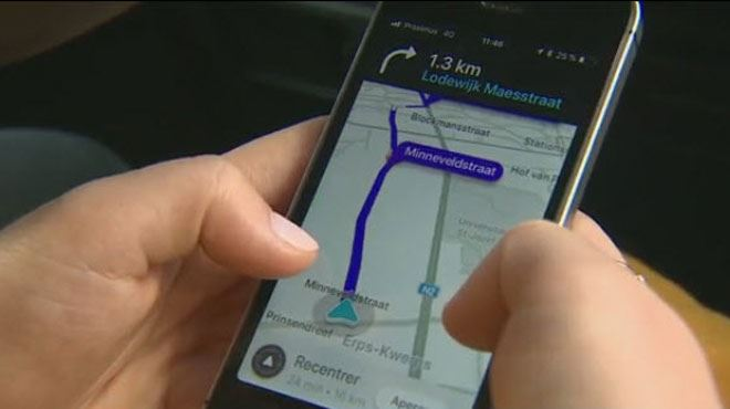 Risque d'amende si vous utilisez une application anti-bouchon- Waze évoque des informations incorrectes 1