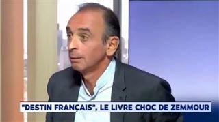 Eric Zemmour attaque l'Equipe de France et se fait tacler par Adil Rami- Essuyez-vous la bouche avec du PQ (vidéo) 3