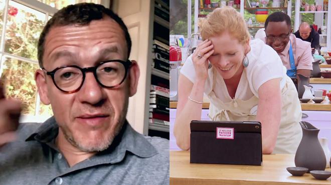 Dany Boon dicte une épreuve en Ch'ti, les candidats du Meilleur Pâtissier s'arrachent les cheveux pour comprendre