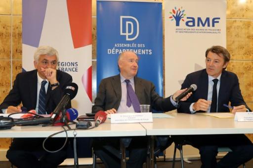 Congrès des régions: les élus locaux en force pour relancer la décentralisation