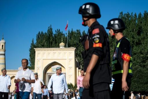 Amnesty demande à Pékin de reconnaître qu'il interne les musulmans