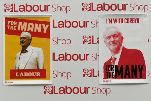 GB : le Labour dévoile un programme économique très à gauche