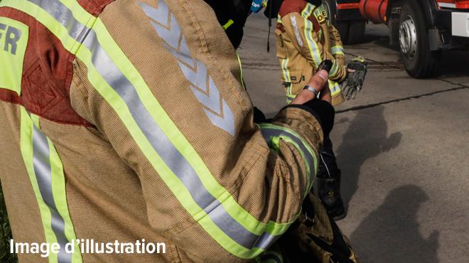 Un immeuble évacué à Bousval suite à un important dégagement de fumées