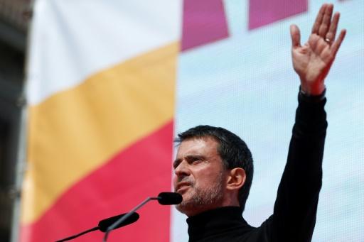 Manuel Valls, un