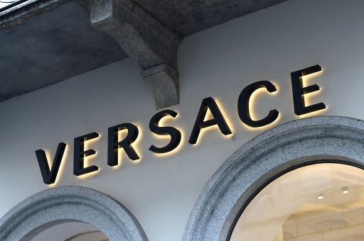 La maison italienne Versace en passe d'être vendue, selon un quotidien italien