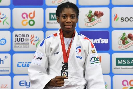 Mondiaux de judo: Gahié et Clerget doublent la collection tricolore