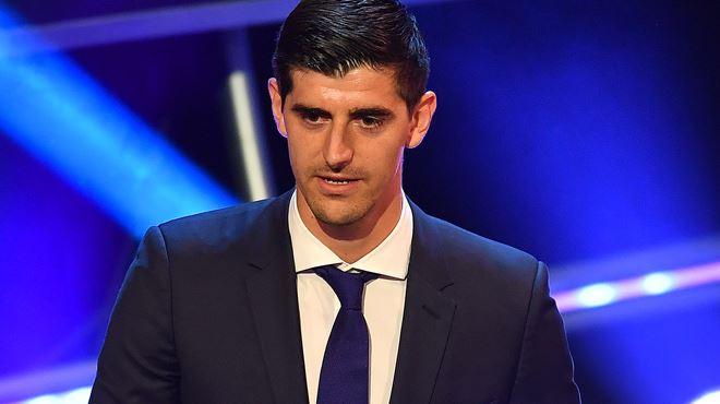 Thibaut Courtois élu meilleur gardien de l'année 2018 par la FIFA 1