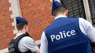Presque pas de policiers ce matin à Liège: ils se rendent à une visite médicale à l'invitation du syndicat SNPS